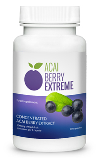 ranking tabletek na odchudzanie acai berry extreme