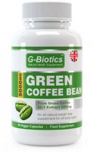 tabletki z zielonej kawy G-Biotics