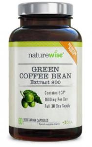 tabletki z zielonej kawy Naturwise