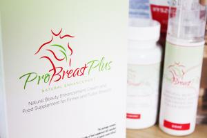 tabletki i kremy na powiększenie biustu - ProBreast Plus