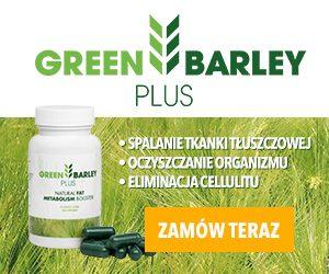 zielony jęczmień green ways