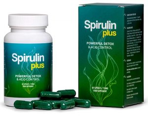 spirulina w tabletkach